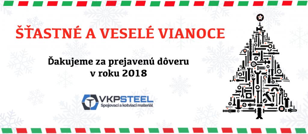 Otváracie hodiny – Vianoce 2018